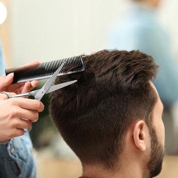 Nos coupes de cheveux pour homme à Canéjan