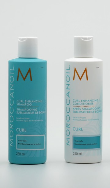 Duo sublimateur de boucles shampooing et après shampooing