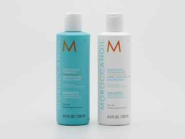 DUO disciplinant shampooing et après shampooing