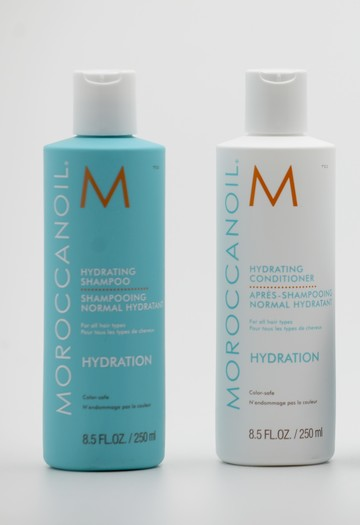 Duo normal hydratant shampooing et après shampooing